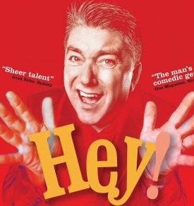 Pat Shortt April 20th 2019