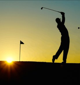 Stay & Play Golf Package 2bb 1D & 2 Rounds of Golf